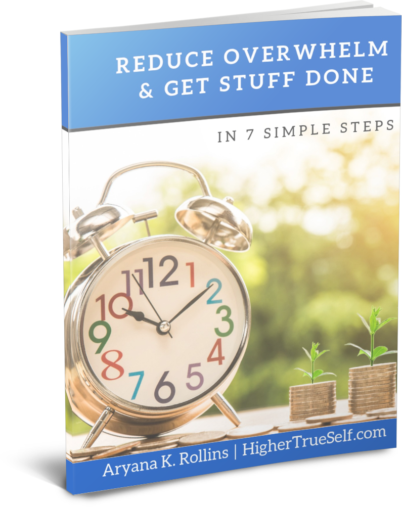 Reduce Overwhelm and Get Stuff Done