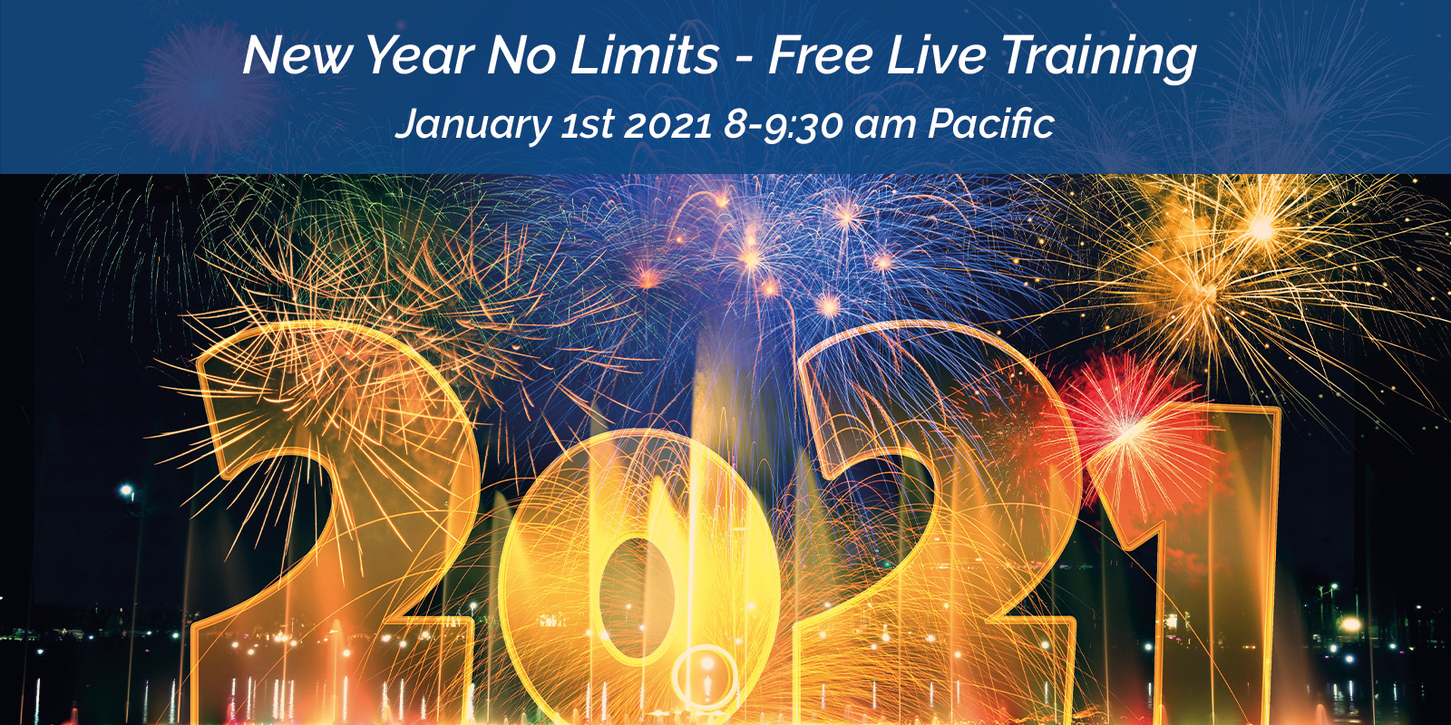 New year No Limits Training